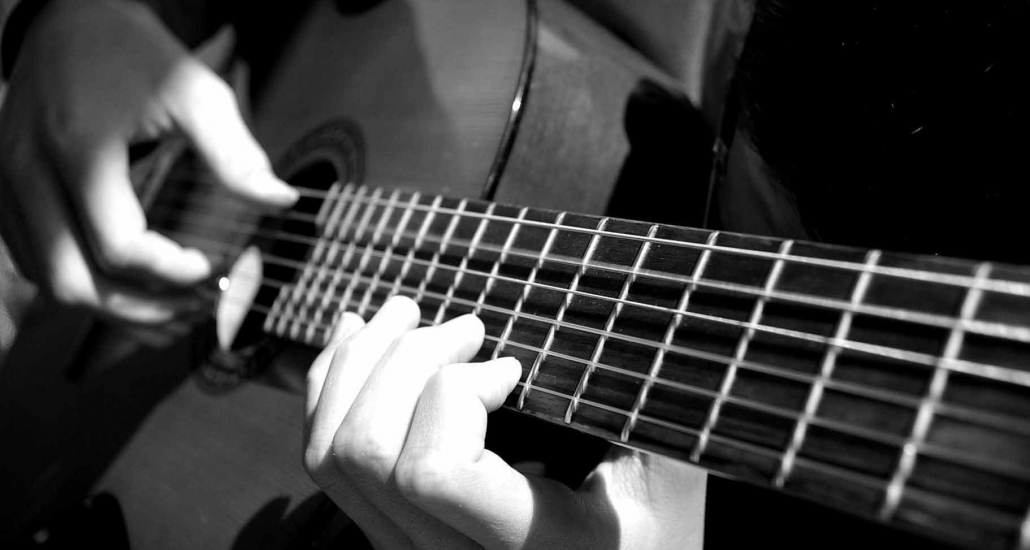 کلاسهای آنلاین و حضوری گیتار الکتریک