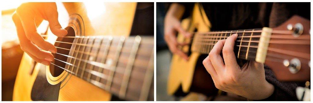 فینگر استایل گیتار