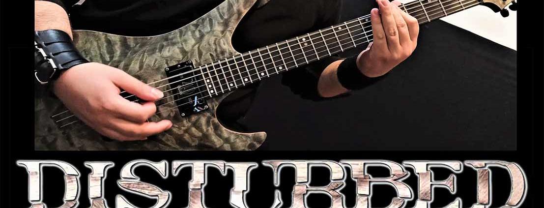 آموزش گیتار الکتریک، ریتم آهنگ دیستربد
