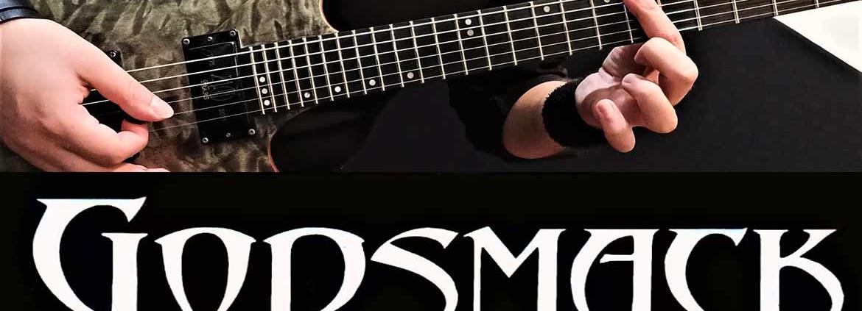 آموزش گیتار الکتریک، ریتم آهنگ گادسمک