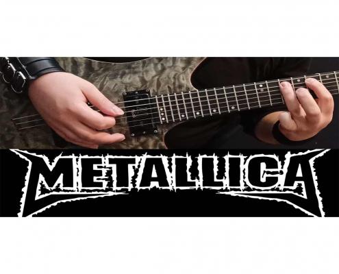آموزش گیتار الکتریک، ریتم آهنگ Sad But True